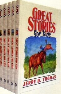 GREAT STORIES FOR KIDS - 5 volume set - Brand NEW!