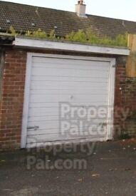 Lock-up Garage for sale