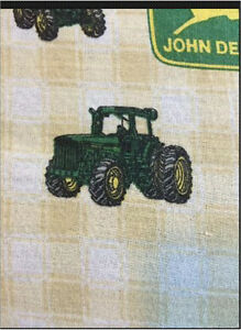John Deere Twin fitted and flat sheets London Ontario image 4