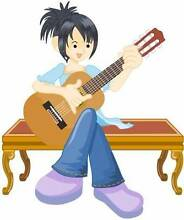 Beginner Guitar Tuition Kambah Tuggeranong Preview