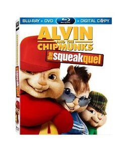 Alvin et les chipmunks 1-2-3 !!!!! blu-ray