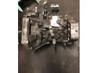 FIAT 500 /FORD KA GEARBOX. (REMOVED FROM A RUNNING 2013 FIAT 500)