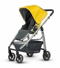 YELLOW Uppababy Alta + Accessories Mango Hill Pine Rivers Area Preview