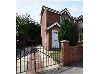 2 Bed Modern Build Property available for a long Let.