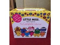 Little Miss complete collection - 37 books excellent condition