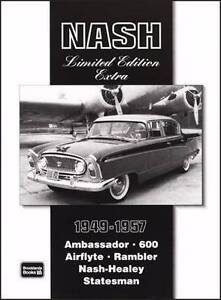 Nash Limited Edition Extra 1949 - 1957 by R.M. Clarke Blacktown Blacktown Area Preview
