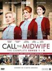 Call The Midwife - Seizoen 1-8 - DVD