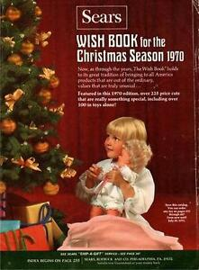 sears christmas catalog - Sears Christmas Catalog