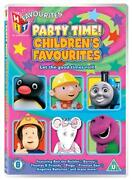 Childrens Favourites DVD
