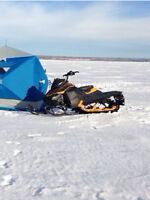 2013 Skidoo Summit 800 SP w/860 BB