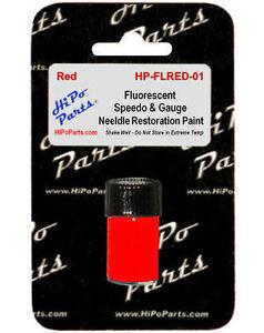 Fluorescent-Red-Speedo-Gauge-Needle-Restoration-Paint