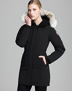 Womens (or Teen) Canada Goose Victoria Parka for sale