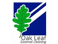 External cleaning services, Gutter cleaning, Driveway cleaning, window cleaning