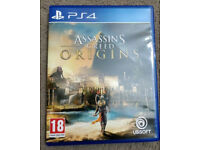 Assassins creed origins PS4 for sale