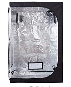 Grow Tent and Grow Light and Air Filtration