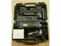 Multi cutter and sander 240v 300w with blades