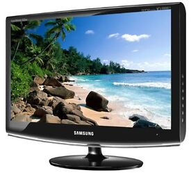 Samsung SM2033HD 20-inch Widescreen TV / Monitor - USED BUT PERFECT