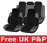Nissan QASHQAI Seats