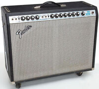 Looking for Silverface Fender Twin Reverb