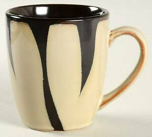 WANTED!! Pier 1 Stoneware Zebra Dip Bowls and Zebra Mugs