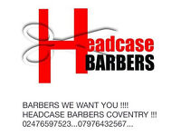 Barber needed now ! Full part time !!