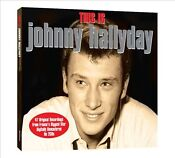 Johnny Hallyday CD