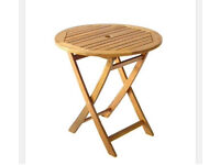 Boxed Royal craft outdoor table and chair set