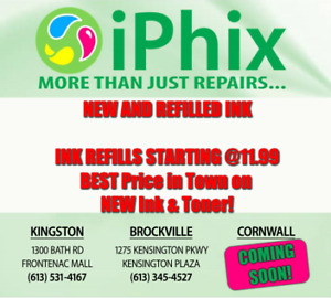 We Refill INK! BEST PRICE IN TOWN!