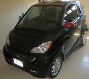 2014 Smart Fortwo Electric Coupe (2 door)
