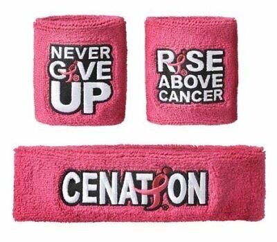 John Cena Headband Wristband Sweatband Set Choice of Color