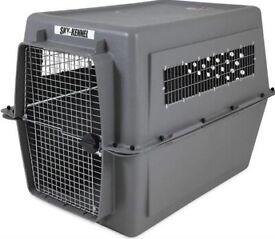 Petmate large dog crate