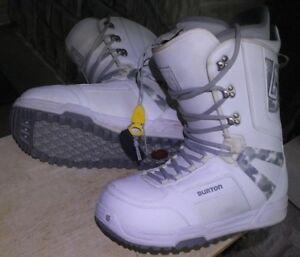Burton Tribute snowboard boots men's size US 10 or UK 9 EU 43 wh