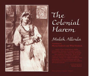 Colonial Harem (Paperback) by Malek Alloula