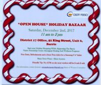 Holiday Bazaar-Craft Show 51 King St Unit 6 Barrie