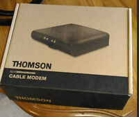 Thomson Cable Modem DOCSIS3 DCM-475