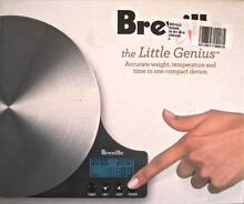 BREVILLE Little Genius kitchen device - Scales/Weight/Temp/Time Northbridge Willoughby Area Preview