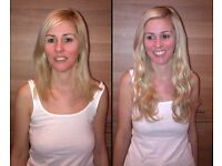 Safe Human Hair Extensions, No Glue, Special Offers, Mobile