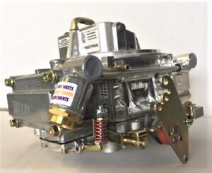 Holley Marine Carburetor New Fits Ford V8 351W Engines Light weight Aluminum
