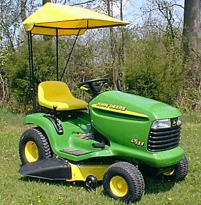 Original Tractor Cab John Deere Lt100 Series Sunshade