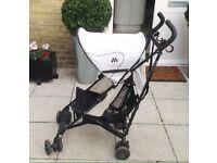 Maclaren volo lightweight umbrella buggy stroller