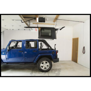 Harken Hoister Garage Jeep Hard Top Lift System!!