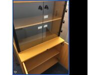 Storage Cupboards and Pedestals - New and Used in good condition