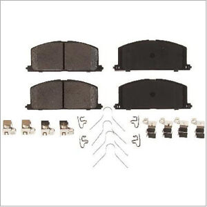 Front Brake Pads Set 242 fits: TOYOTA CAMRY COROLLA ...