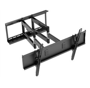 "(23""-65""TV) Full Motion TV Wall Mount 