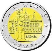 2 Euro Bremen