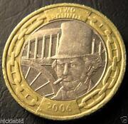 2 Pound Coin 2006