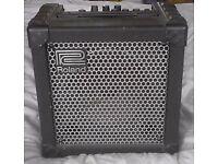 Roland Cube 15 practice amp.