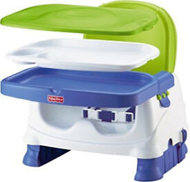 Top rated Baby Booster seat (Fisher Price) amazing reviews!