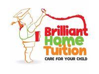 1-1 Home Tuition for KS1, KS2 & GCSE, East London