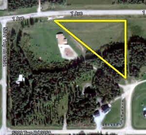 Bare Acreage to Build with Mountain View Sundre  MLS: CA0108420